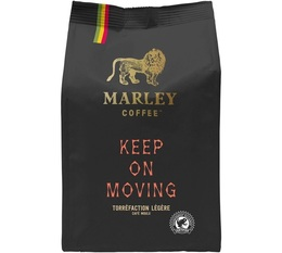 Marley Coffee Keep On Moving ground coffee - 227g - Rainforest Alliance certified