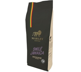 Marley Coffee Smile Jamaica coffee beans - 1kg