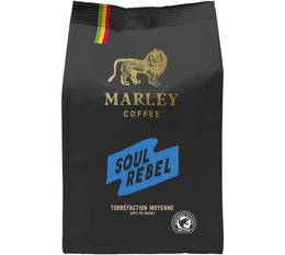 Marley Coffee Soul Rebel coffee beans - 227g