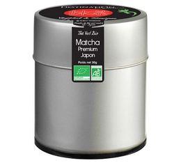 Thé vert Matcha premium Uji Japon 30gr bio Destination