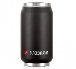 Mug Can'it isotherme noir Blackcurrant Soft Touch - 28 cl - Les Artistes Paris