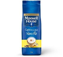 Maxwell House Cappuccino Saveur Vanille - 1kg