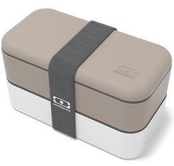 Lunch box Monbento Original Gris/Blanc