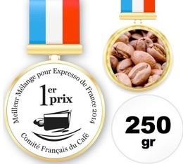 Café en grains - Les Ephémères - 250g - Sylvain Caron