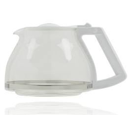 Melitta spare coffee pot for Look IV white coffee maker