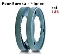 Meules pour moulin Mignon - Eureka