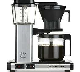 Cafetière filtre Moccamaster KBG741 alu sans ao 1.25L - Bonne Affaire !