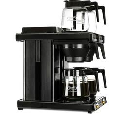 Cafetière filtre pro Moccamaster Moccafour 4 verseuses Pack Pro