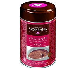 Monbana cocoa powder with spices - 250g