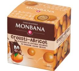 Crousti-Abricot Boîte snacking 80g - Monbana