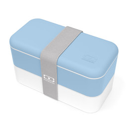 Lunch box MB Original Bleu Crystal 1L Made in France - Monbento