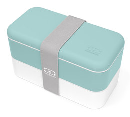 Lunch box MB Original Vert Lagoon 1L Made in France - Monbento