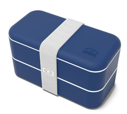 Lunch box MB Original Navy 1L Made in France - Monbento