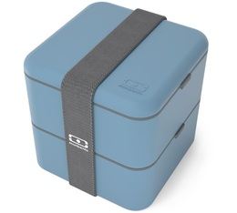 Lunch box MB Square Denim bleu 1,7L - Monbento