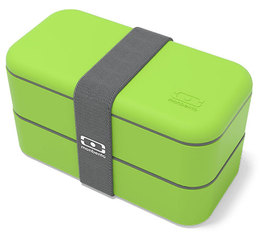 Lunch box MB Original Vert 1L Made in France - Monbento