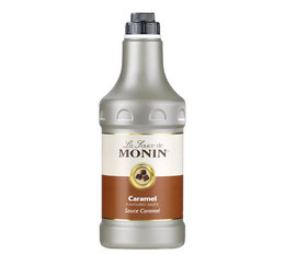 Topping Coulis Sauce Caramel - Monin - 1.89 L