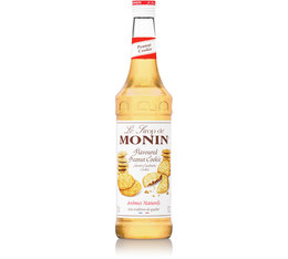 Sirop Monin - Cookie Cacahuète - 70 cl