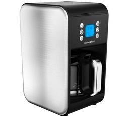 Cafetière programmable Morphy Richards Accents Refresh Inox + offre cadeaux
