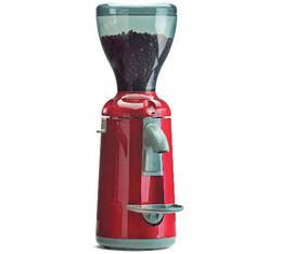 Moulin  à café Grinta rouge avec Timer de Nuova Simonelli