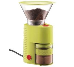 Moulin à café électrique Bistro BODUM vert