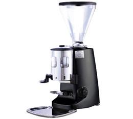 Moulin à café Mazzer Super Jolly noir avec doseur / arrêt  manuel