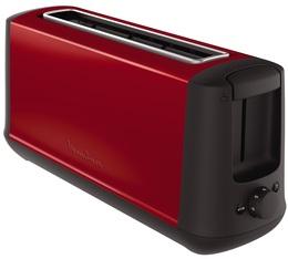 grille pain moulinex subito select ls340d11 rouge. Black Bedroom Furniture Sets. Home Design Ideas