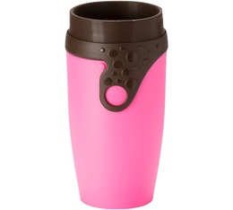 Mug isotherme Twizz Pink 14 35cl - Neolid