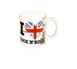Mug classique en porcelaine -