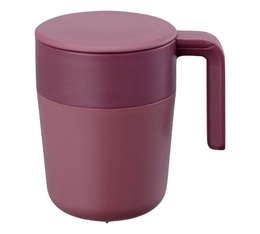 Mug Cafepress Rouge Bordeaux - 26cl - Kinto
