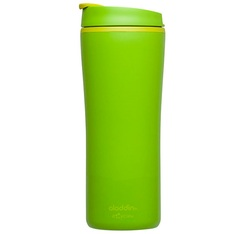ALADDIN Recycled & Recyclable travel mug in green - 350ml
