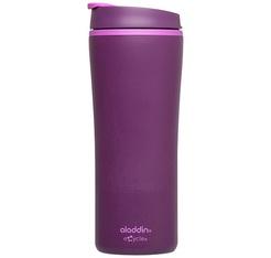 Mug recyclé double paroi 35 cl violet - ALADDIN