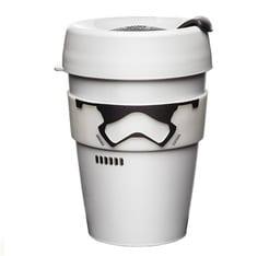 Mug 'Stormtrooper' blanc 34 cl - Keep Cup