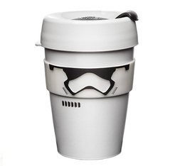 Mug 'Stormtrooper' blanc 34 cl - Keep Cup LongPlay