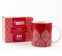 Mug Rouge Collection Centenaire - Bialetti