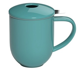 Loveramics Pro Tea Mug with infuser & lid in Teal - 300ml