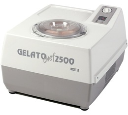 Machine à glace pro Gelato Chef 2500 - Nemox