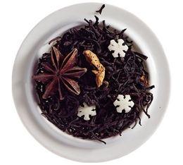Thé noir en vrac 'Noël Boréal' - Comptoir Français du Thé - 100g