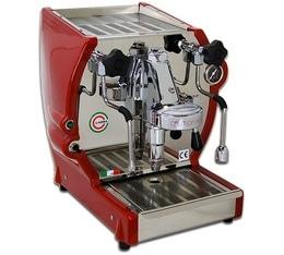 Machine Expresso La Nuova Era Cuadra Rouge + Offre cadeaux