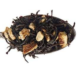 Thé noir en vrac Orange Douce Excelsior 100g - Comptoir Français du thé
