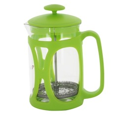 Cafetière à Piston Modena Color Verte - 1L - Oroley
