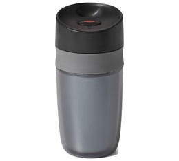 OXO double-wall travel mug in graphite colour - 300ml
