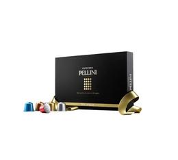 Coffret Pellini - Edition Limitée - 50 capsules pour Nespresso