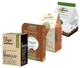 Pack Blend : 40 capsules compatibles Nespresso