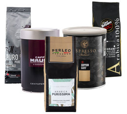Customers' Top 4 Favourite Coffee Beans - 4 x 250g coffee beans