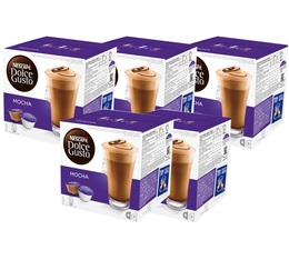 Pack capsules Nescafe Dolce Gusto Mocha 5 x 16