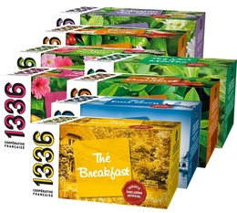 Best Seller 1336 teas and infusions selection pack - 8 x 20 sachets