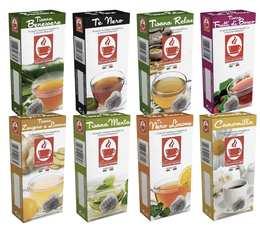 Pack découverte capsules thés et tisanes Nespresso compatibles