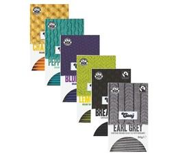 Pack découverte BestSeller Cosy - 6 boîtes de 20 sachets