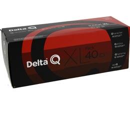 PACK XL - Pack découverte Capsules DeltaQ x 40 - Delta Cafés
