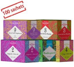 Pack découverte Maison Taillefer x 100 sachets